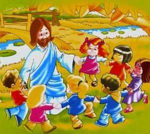 Mi campeón es Jesús – Francisco Orantes – Cantos para Niños