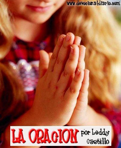 La Oración – Leddy Castillo – Devocional Infantil