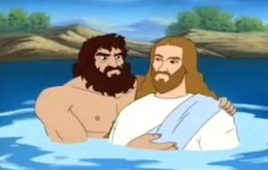 Los milagros de Jesús – Serie Anime