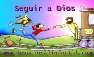 Seguir a Dios - Clases - Niños de 3 a 6 años