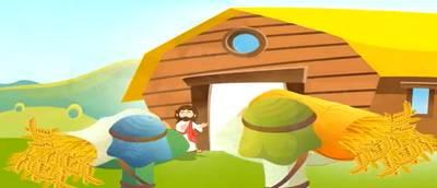 Somos el trigo – Trigo Santo – Cantos para Niños