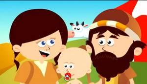 Todo es posible para Dios- Trigo Santo – Cantos para Niños