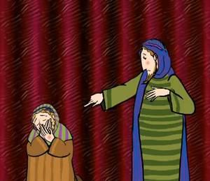 Parábola del fariseo y el publicano – Serie Anime en canto