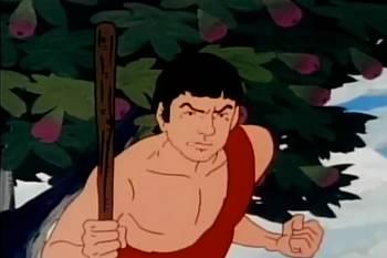 La Historia De Cain y Abel – Parte 1 – El Super Libro – Serie Anime