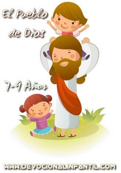 El pueblo de Dios – Clases – Niños de 7 a 9 años