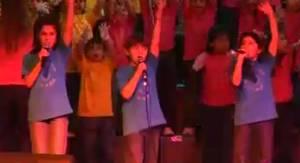 Juntos podemos cambiar – Rey de reyes Kids – Cantos para Niños