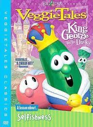 El Rey Yorch – Veggietales
