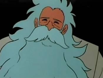 Moisés y el Éxodo – El Super Libro – Serie Anime