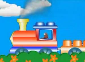 el tren del payaso criollo