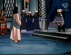La resurrección de Jesús – El Super Libro – Serie Anime