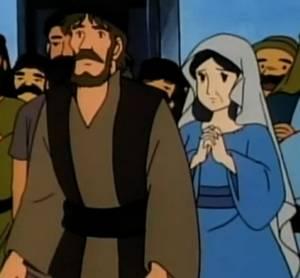 Los milagros de Jesús – El Super Libro – Serie Anime