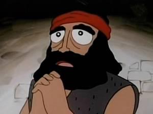 El profeta Elias – El Super Libro – Serie Anime