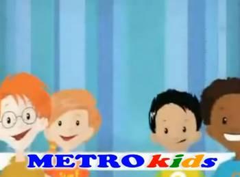 Escuela Dominical – Metro Kids – Cantos para Niños