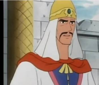 El Rey Salomón – El Super Libro – Serie Anime