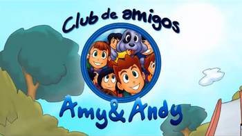 club de amigos amy y andy