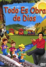 Todo es obra de Dios (Dvd Completo) – Manuel Bonilla – Cantos para Niños