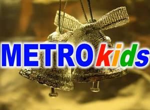 Ángeles cantando están – Metro Kids – Cantos para Niños