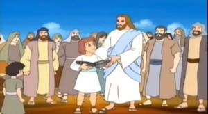 Los milagros de Jesús – Grandes Héroes y Leyendas de la Biblia – Serie Anime
