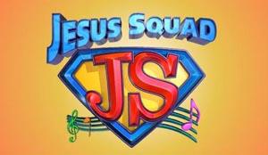 Quiero ser luz (Karaoke) – Ministerio Jesus Squad – Cantos para Niños