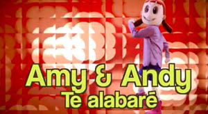 Te alabare (Audio) – Amy y Andy – Cantos para Niños