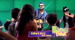 Cuidare de ti – Bichos Freak con Alex Campos – Cantos Infantiles