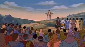 Jesús, un reino sin fronteras – Vídeo Infantil