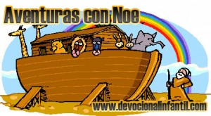 Aventuras con Noe – Manualidad