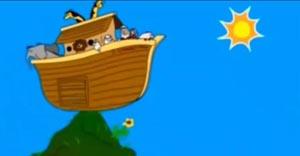 El arca de Noe – Cantada por niños – Cantos para Niños