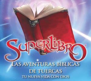 Las aventuras biblicas de Tuercas – Super Libro – Utileria