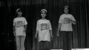 Siempre que me muevo es en ti (Coreografía) – Rey de Reyes kids – Canto Infantil