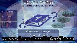 ¿Quien quiere ser millonario? – Juego Biblico – Manualidad