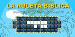 Ruleta Biblica – Juego Biblico