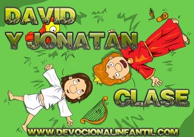 David y Jonatan – Clase