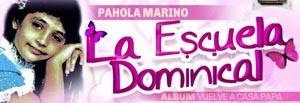 La escuela dominical (Audio Oficial) – Pahola Marino – Cantos para Niños