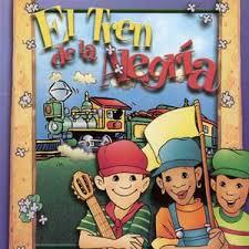 El tren de la alegria (CD Completo) – Cantos para Niños
