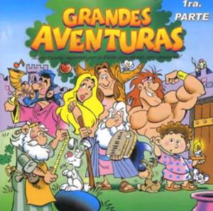 Grandes aventuras de la Biblia (CD Completo) – Cantos para Niños