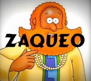Zaqueo (Karaoke) – Cantada por niños – Cantos para Niños