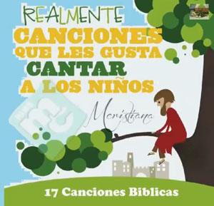 17 Canciones Biblicas – CD Completo – Cantos para Niños