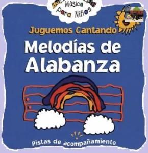 Melodias Cristiana (Parte Dos) – Cantada por niños – CD Completo