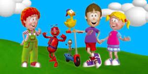 Zum Zum, David y el Gigante (Vídeo Oficial) – Biper y sus amigos – Cantos para Niños
