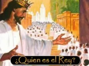 ¿Quien es el Rey? – Cantada por niños – Cantos para Niños