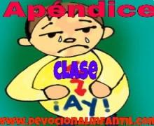 Apendice – El hijo de Dios – Clase