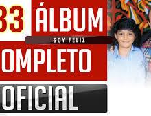 Soy Feliz – [Album Completo Oficial] – CD Completo